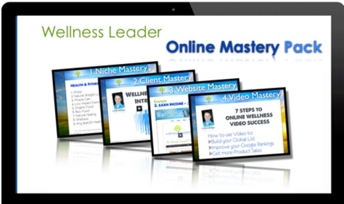 Product picture Wellness Leaders Online Mastery Pack