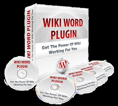 Product picture WordPress Plugin - WP Wiki Word Plugin